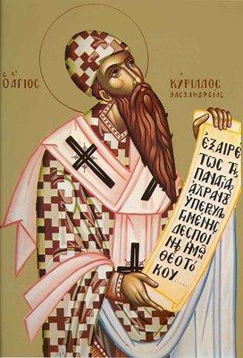 Sfantul Chiril al Alexandriei - Scrieri, partea a IV-a (Comentariu la Evanghelia dupa Ioan)