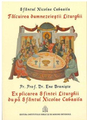 Talcuirea dumnezeiestii Liturghii - Sfantul Nicolae Cabasila