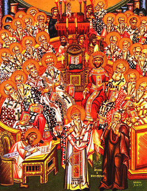 Hotararile sfintelor sinoade ecumenice