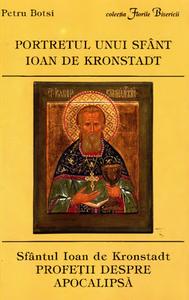 Portretul unui Sfant- Ioan de Kronstadt